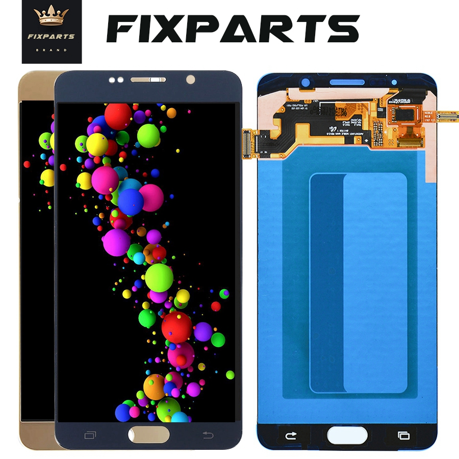 For 5.7 Samsung Galaxy NOTE 5 N920 N920F LCD Display Touch Screen Digitizer Assembly Note5 Replacement For SAMSUNG NOTE 5 LCDFor 5.7 Samsung Galaxy NOTE 5 N920 N920F LCD Display Touch Screen Digitizer Assembly Note5 Replacement For SAMSUNG NOTE 5 LCD