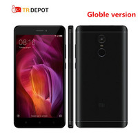 Global Version Redmi Note 4 Note 4x Qualcomm 3GB 32GB Snapdragon 625 Mobile Phone 5 5