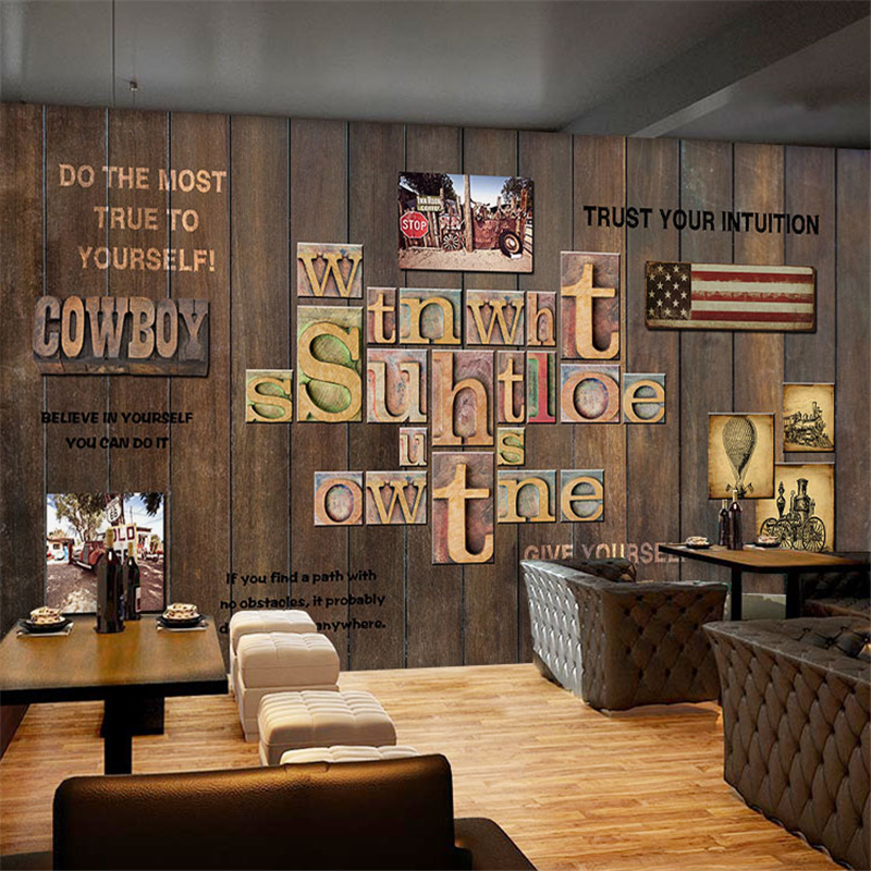 3d Wall Stickers Wood