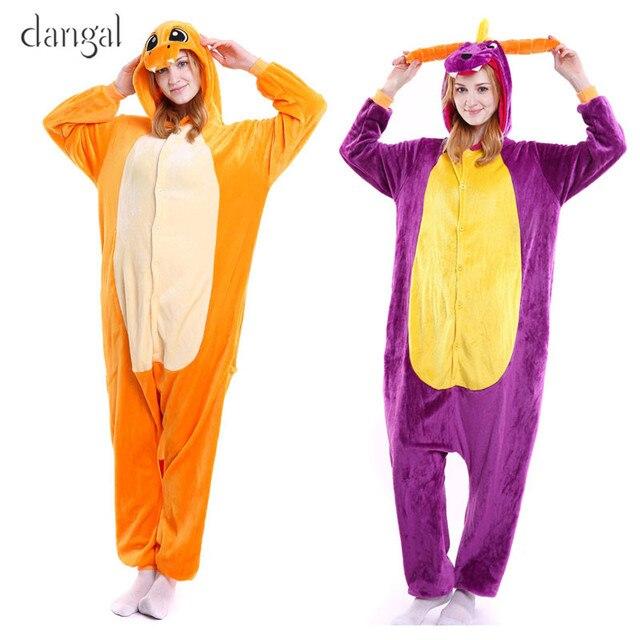 Dragon Kigurumi Couple Costume Dragon Pajamas Kigurumi Pajama Dragon Costume  Fleece Pajamas Unisex Adult Women Men Warm Soft ebd1edd17