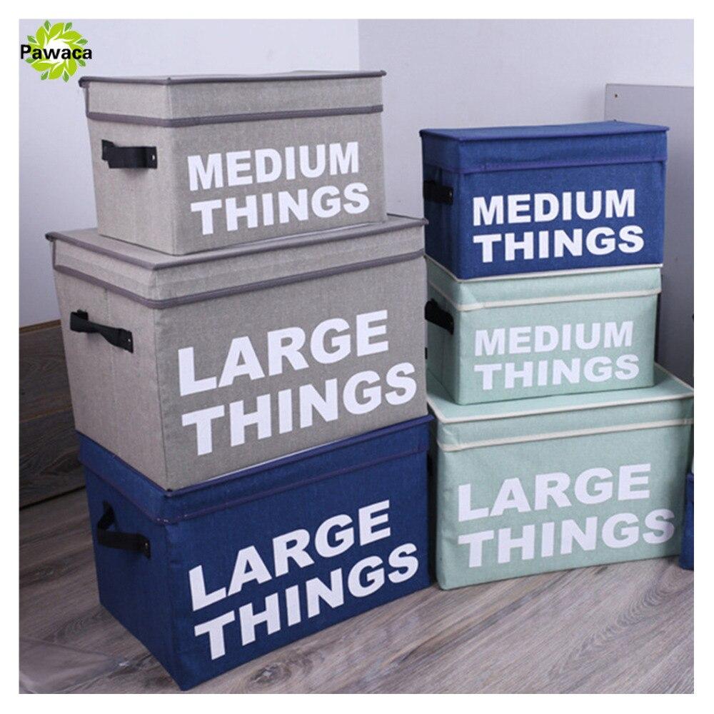 nouveau double linge de couche boîte de stockage de blanchisserie