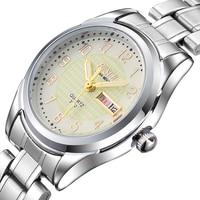 1130 Brand Unique Dial Design Watch Leather Wristwatches Fashion Creative Watch Women Men Quartz Watch Relogio Feminino Hot