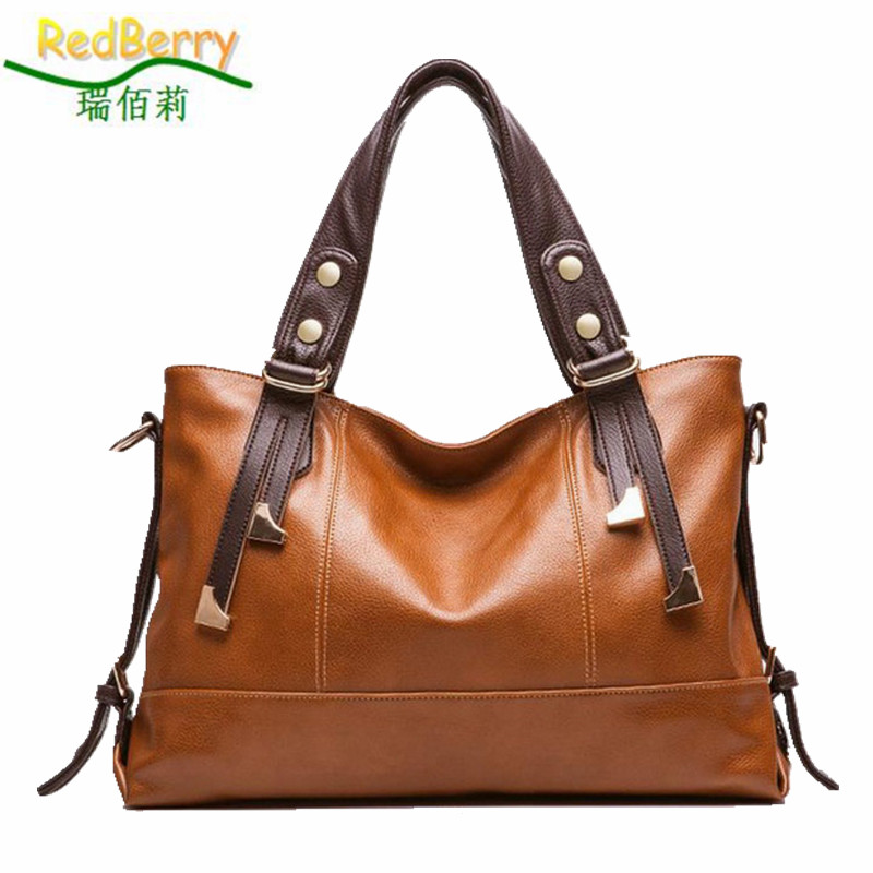 c7fb368a618 New Women Handbag Genuine Leather Bag Lichee Pattern Shoulder Bags Bolsas  Femininas Crossbody Tote Fashion Women Messenger Bags
