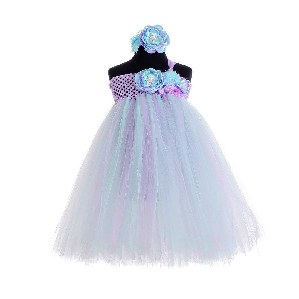 2019 plage filles Sexy robe bord de mer vacances enfants Costume ruban photographie robes de mariée pour enfant en bas âge Tutu robes de princesse