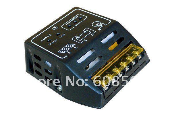 Free Shipping!! Exellent solar Factory Price! 6V 5A Solar regulator solar charge controller for solar syste solar street light