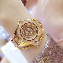 Women's Watches Women Designer Luxury Diamonds Quartz Gold Watch Ladies Wristwatch bayan saat montre femme relogio feminino