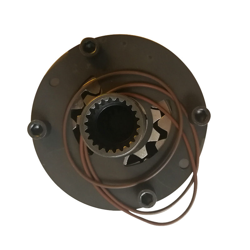 Excavator hydraulic pump parts A4VG71 charge pump 22 and 13 teeth Hydraulic oil filling pump slippage pump for repair REXROTH
