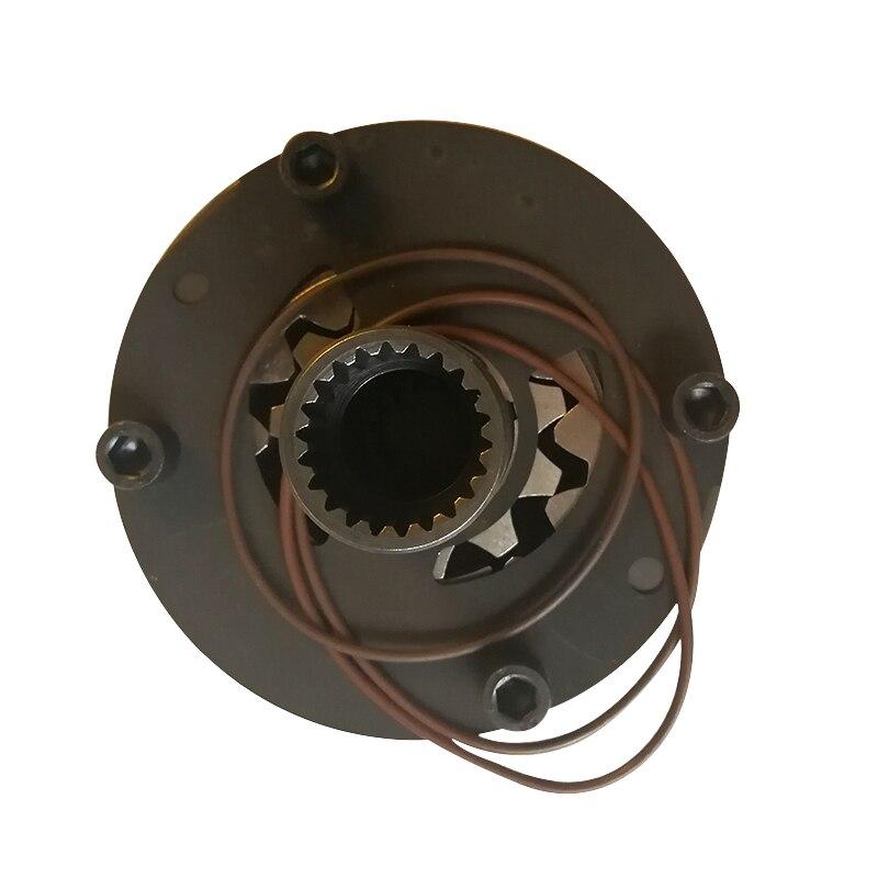 Pompe de remplissage d'huile hydraulique pompe de glissement A4VG71 pompe de charge 22 et 13 dents A10VSO100 A10VSO71 plaque de soupape RH