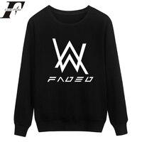 2017 Sweatshirt Men Women Alan Walker Faded Auturm Winter Harajuku Mens Hoodies And Sweatshirts Brand Clothing
