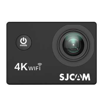 "SJCAM SJ4000 AIR 4K 30fps Action Camera Full HD Allwinner Chipset 4K WiFi Sport DV 2.0\"" Mini Helmet Camera Waterproof Sports DV"