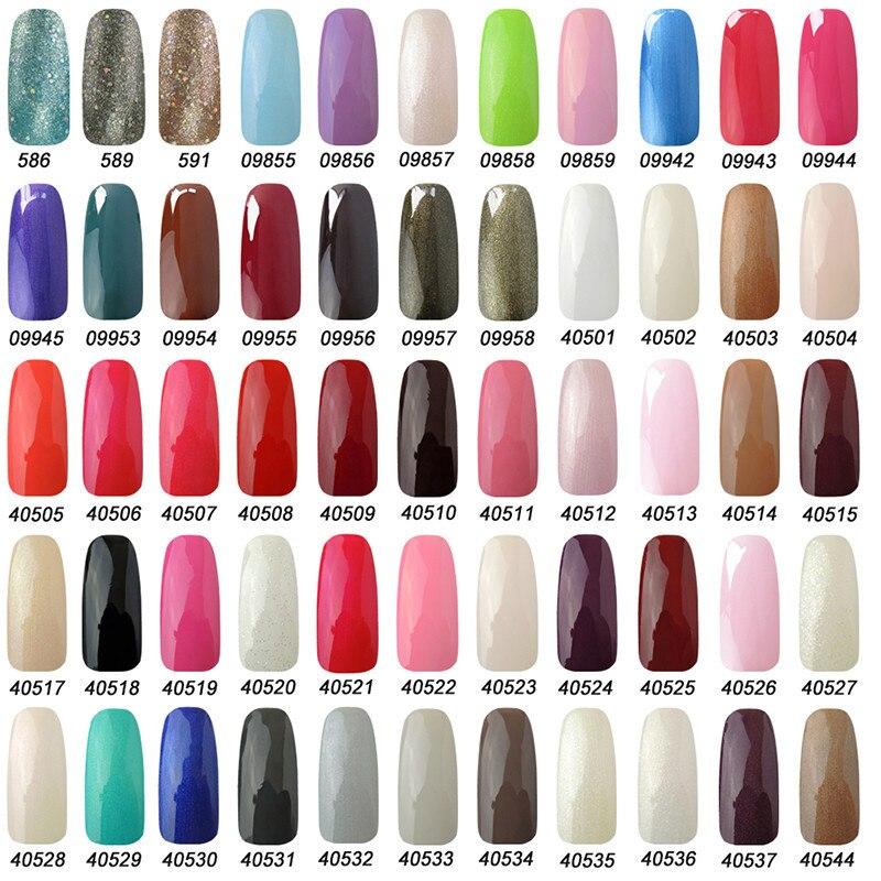 Mejor precio 302 colores Gelpolish 1555 esmalte de uñas de Gel ...