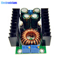 DC/CC Регулируемый 0.2-9А 300 Вт Шаг Вниз Понижающий Преобразователь 5-40 В в 1.2-35 В Блок Питания СВЕТОДИОДНЫЙ Драйвер для Arduino Бесплатная Доставка доставка