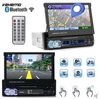 Vehemo 7 Inches Car MP5 MP5 Player USB Retractable Premium Navigation