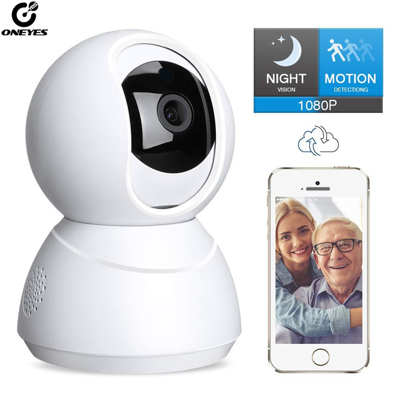 Home Security IP Camera wifi inalambrica ip 1080P 720P Wireless Network Camera CCTV Surveillance Night Vision baby monitor wifi