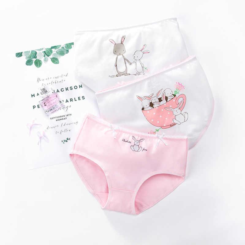 2019 소녀의 팬티 어린이 속옷 일반 면화 pantaons 중간 및 오래된 어린이 반바지 소녀와 어린이 반바지