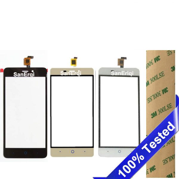 Touch Screen For ZTE Blade X3 T620 D2 A452  Digitizer touchscreen Front Glass sensor with 3M TapeTouch Screen For ZTE Blade X3 T620 D2 A452  Digitizer touchscreen Front Glass sensor with 3M Tape