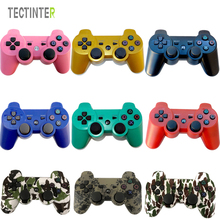 Untuk Sony PS3 Controller Wireless Bluetooth Dual Vibration Gamepad For Sony Playstation 3 SIXAXIS Console Controle Mando Joystick