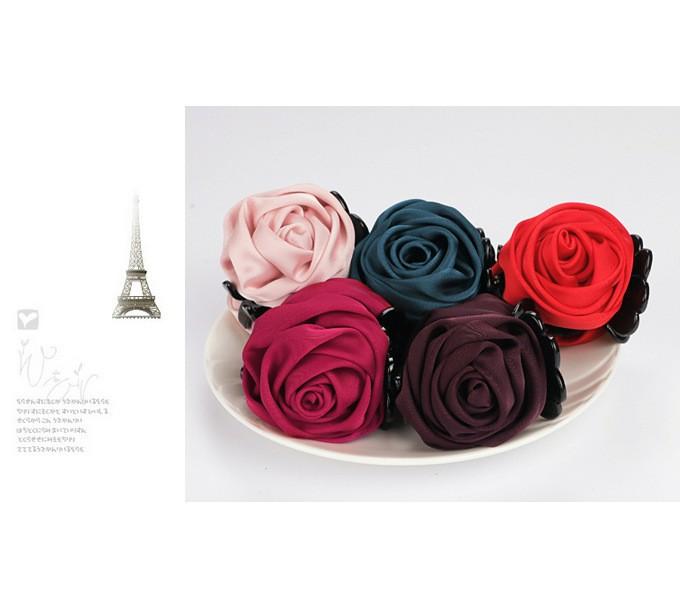 HTB1E6DgMpXXXXX7XpXXq6xXFXXXA Gorgeous Rose Fashion Hair Claws For Women - 7 Colors