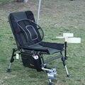 Nova chegada 2016 cadeira de pesca multifuncional cadeira dobrável de pesca atacar suprimentos floding cadeira confortável