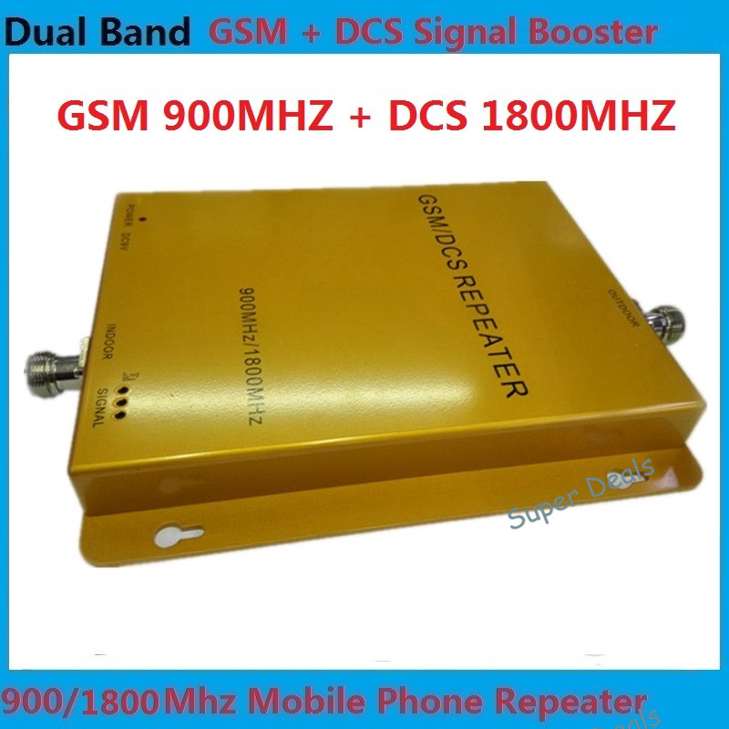 GSM DCS Repeater Dual Band Cell Phone Signal Booster 900 1800MHz mobile signal repeater LTE 4G celular signal booster amplifiersGSM DCS Repeater Dual Band Cell Phone Signal Booster 900 1800MHz mobile signal repeater LTE 4G celular signal booster amplifiers