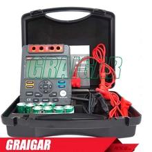 Cheaper UNI-T UT511 Digital Insulation Resistance Testers Meter Megohmmeter Low Ohm Ohmmeter Voltmeter Auto Range 1000V 10Gohm