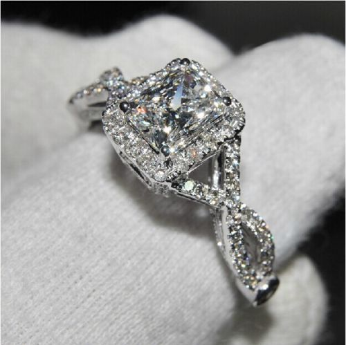size 5678910 fashion jewelry classic princess