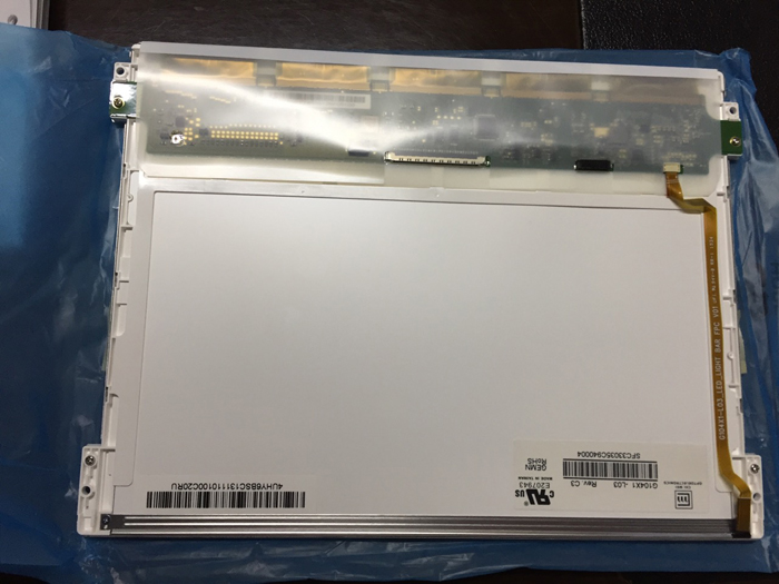 10.4 inch industrial LCD screen G104X1-L03 resolution 1024 * 768 industrial display lcd screen12 1 inch lq121x1ls60 lcd screen
