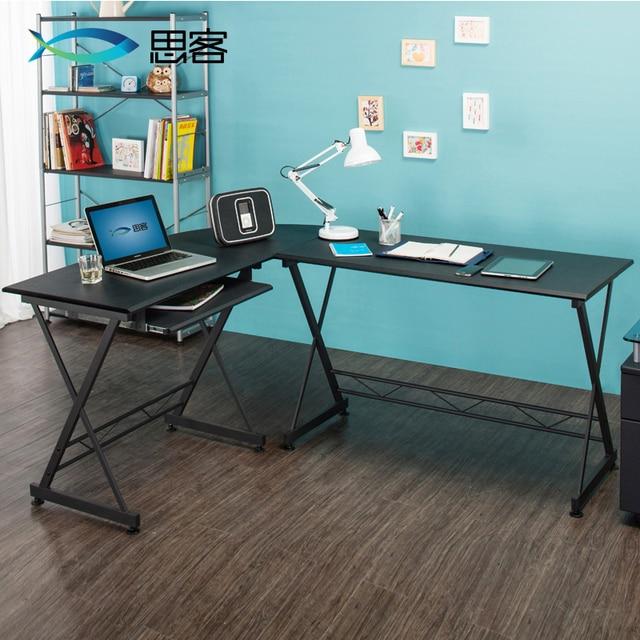 Besten Ausfahrt SOHO Möbel Ecke Schreibtisch Modernen Minimalistischen Home  Office Computer Schreibtisch Ikea Angebote