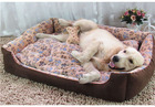 Top Quality Large Breed Dog Bed Sofa Mat House 3 Size Cot Pet Bed House for large dogs Big Blanket Cushion Basket XXS-XL