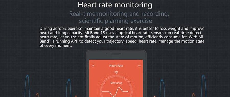 Xiaomi Mi Band 1S Pulse 3