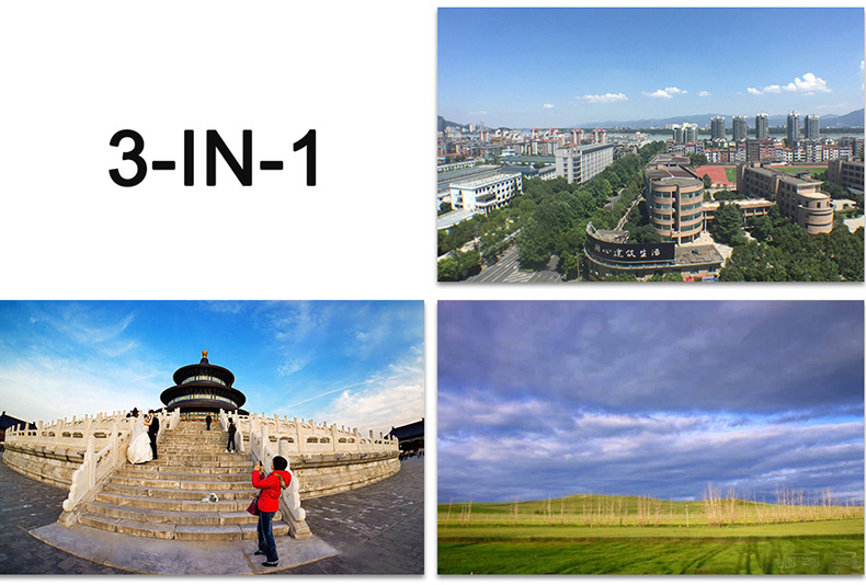 Ulanzi 3 in 1 Phone Camera Lens Kit Wide Angle Macro Fisheye Lens for iPhone Samsung HUAWEI VIVO Xiaomi Smart Mobile phones 7