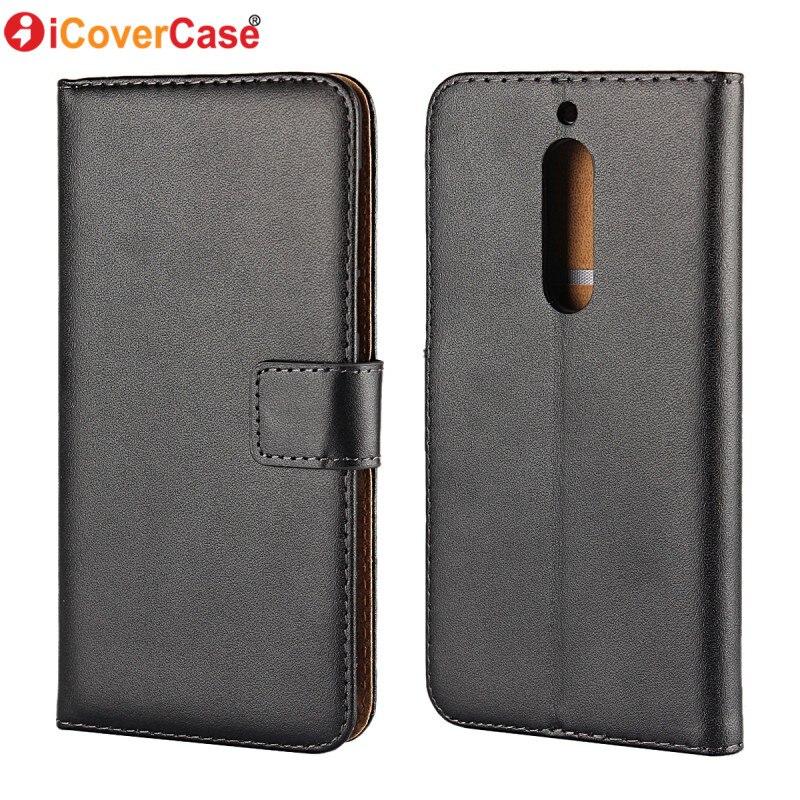 Wallet Cases For Nokia 5 3 6 9 Nokia3 Nokia5 Leather Case