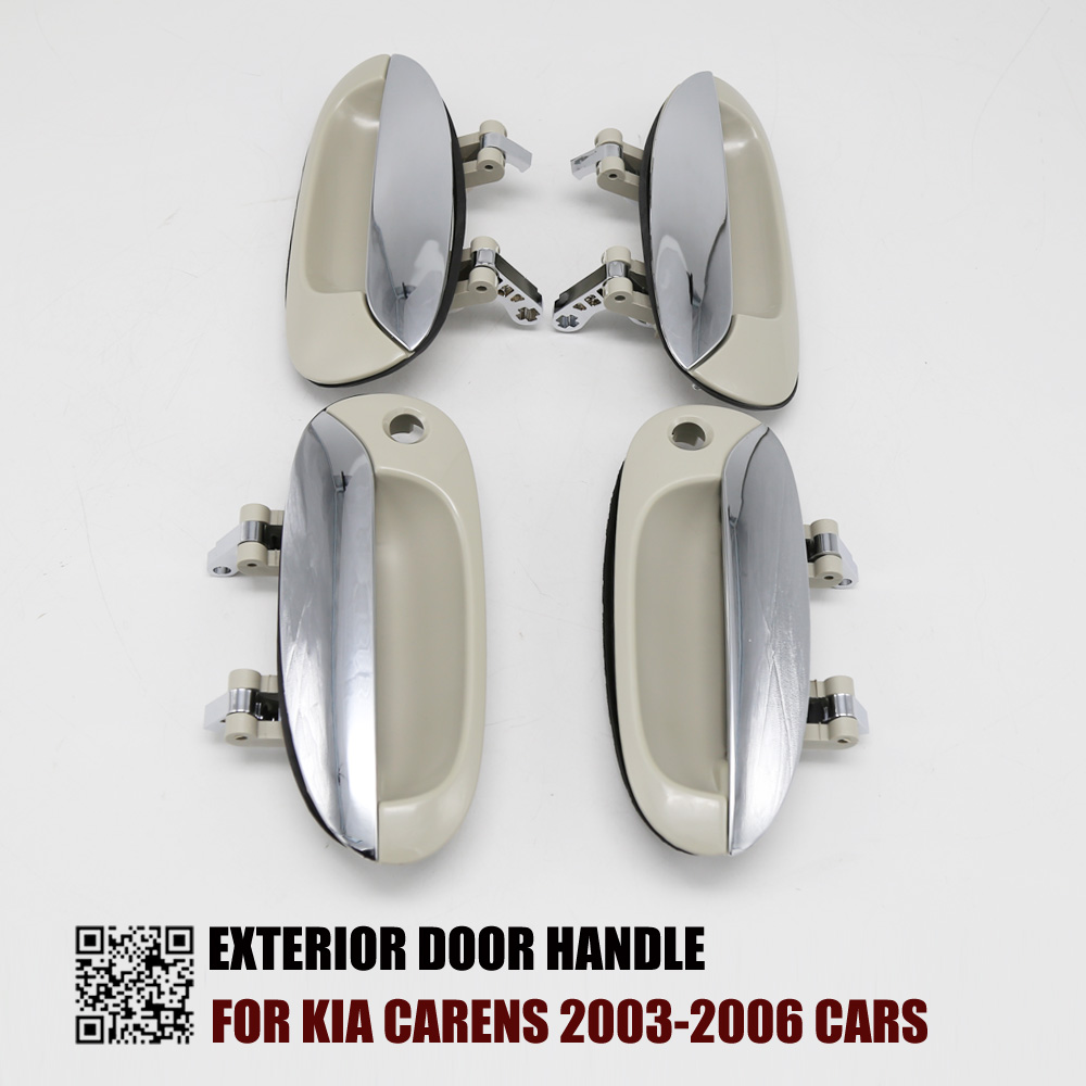 outer outside Exterior door handle for Kia Carens 2003 2006 cars
