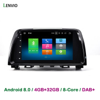 Lenvio 9 RAM4GB 32GB Octa Core Android 8 0 CAR DVD GPS Navigation For Mazda 6