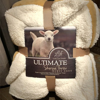 Low Key Camel S Pure Lamb Wool Warm Thick Throw Blanket Coverlet Reversible Fuzzy Microfiber All