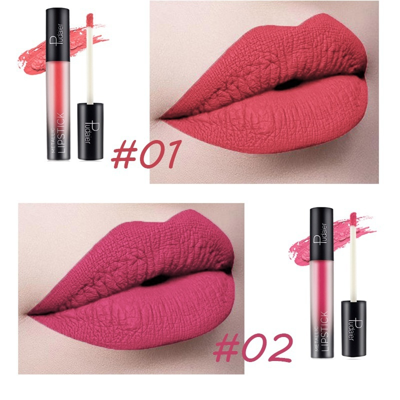 26 Colors Waterproof Nude Matte Lipstick Velvet Glossy Lips Gloss Lipstick Lip Balm Sexy Red Colors Liquid Lipstick