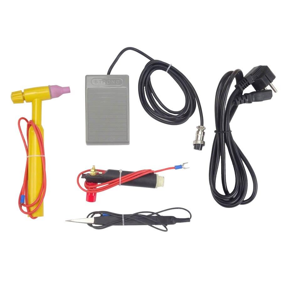 Käeshoitav laserpunkt-keevitaja ehtekeevitusmasina kaelakee - Keevitusseadmed - Foto 5