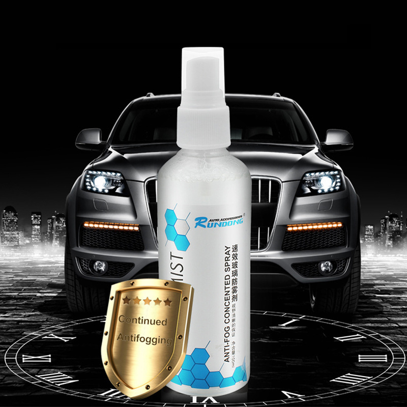 Car Window Windshield Cleaner Defogging Agent Water Removal Agent Long lasting Car Cleaning Cleaner