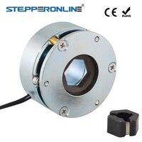 DC Electromagnetic Brake 24V 4.0Nm(566oz.in) for CNC Nema 34 Stepper Motor