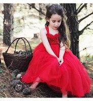 Платья для девочек 2018 Новое Брендовое платье принцессы Одежда для девочек шить кружева с рукавами крылышками свет Розовое платье для девоч