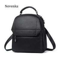 Nevenka Women Brand Backpack Colorful Fashion Bag Lady Fresh Backpacks Softback Strap Shoulder Bag High Quality