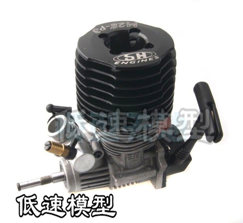 HSP RC Auto 1:8 Buggy Monster Truggy Nitro Motor Taiwan Importe Schwarz SH 28 Motor M28 P3 4.57CC Pull Starter-in Teile & Zubehör aus Spielzeug und Hobbys bei AliExpress - 11.11_Doppel-11Tag der Singles 1