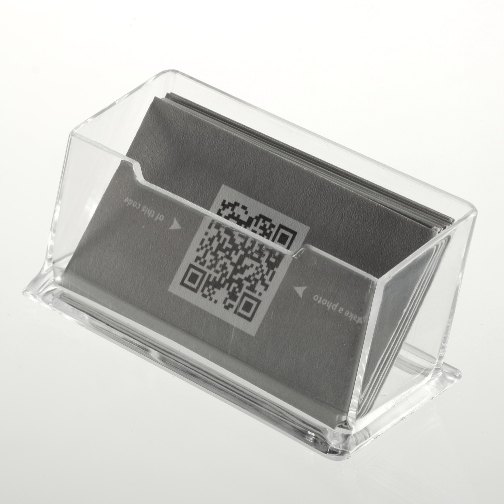 Business Card Holder Box Plastic | Best Business Cards