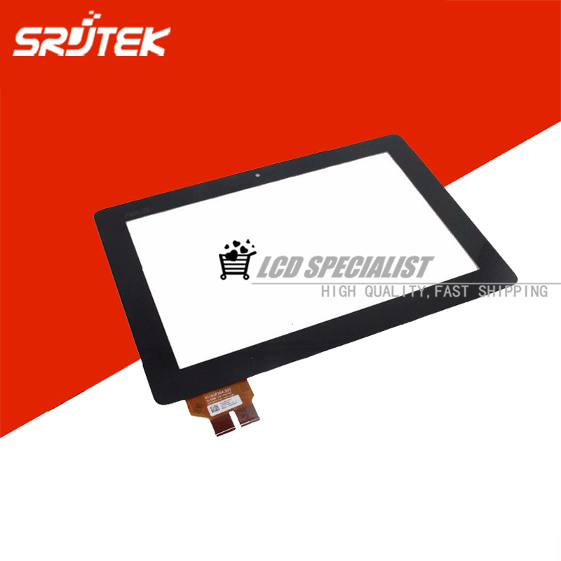 10.1 Inch Black For ASUS PADFONE 2 A68 Station Touch Digitizer Glass Sensor 41.1AUP304.203 Ver Tablet PC Replacement