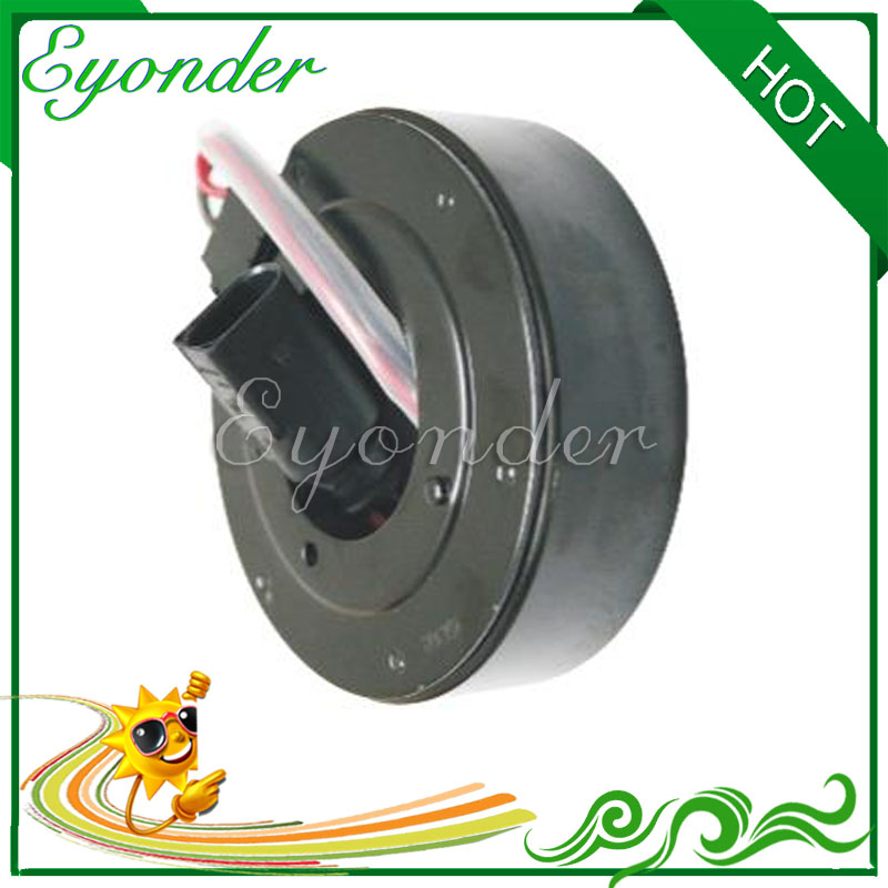 Air Conditioning AC Compressor Magnetic Clutch Coil for VW Volkswagen POLO CADDY CARAVELLE Bus LEON MULTIVAN TRANSPORTER TOLEDO