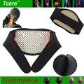 * Tcare 1 Unids Cuello Turmalina Cinturón autocalentamiento brace Terapia magnética Wrap Proteger banda Soporte para el Cuello Masajeador cinturón Cuidado de la salud