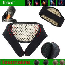 Tcare self-heating tourmaline therapy * brace massager wrap health protect neck