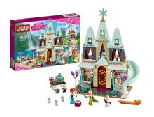 519pcs Friend Arendelle Castle Building Blocks Sets Princess Anna Olaf Minifigure Bricks toys Compatible Lepin Friends For Girl