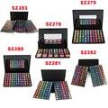 78-180 Color de la Paleta de Sombra de Moda Mate Neutral Cosméticos Maquillaje Estilo de Sombra de ojos Paleta de Maquillaje Kit Set Para Las Mujeres 6 Color