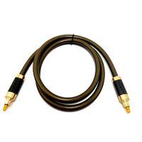Top Quality 1m 1 5m 2m 3m Digital Optical Audio Cable Alloy Shell Plug Fiber Optic